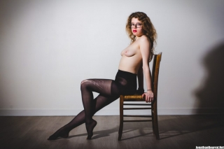 Shooting nue Lyon - Jonathan Bourrat BP16