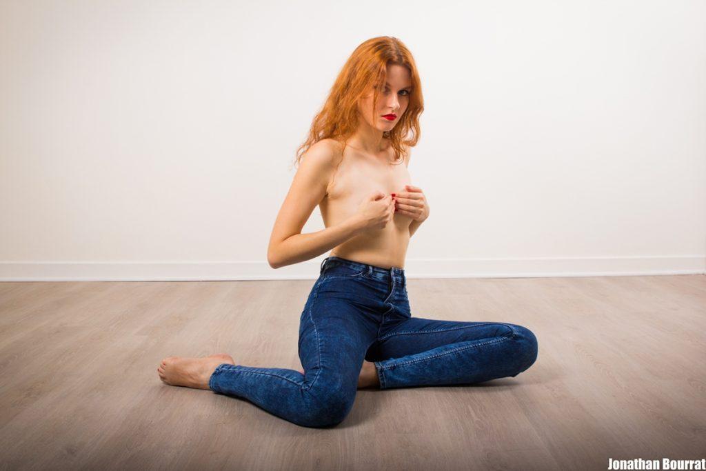 Photographe Sexy Lyon Jeans - Jonathan Bourrat PB