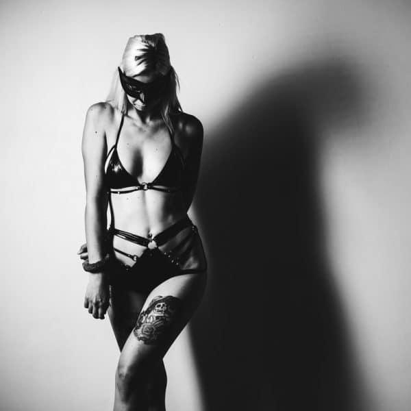 Shooting Photo en Style «50 Shades of Grey» (Soft BDSM)